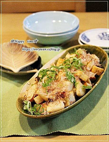 焼きそば弁当と長芋と鶏肉のコロコロ焼き♪_f0348032_18282798.jpg