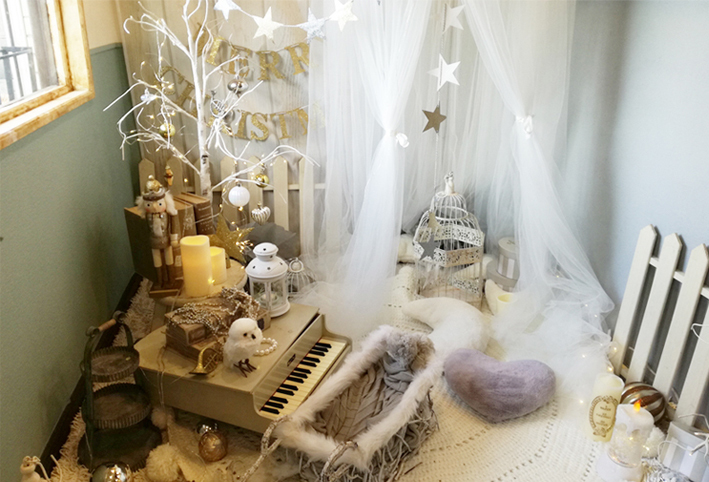 クリスマスが溢れる季節になりました。_d0351435_09425644.jpg