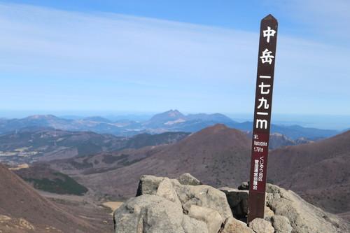 稲星山&中岳&久住山!_e0272335_5311414.jpg