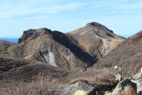 稲星山&中岳&久住山!_e0272335_7295448.jpg