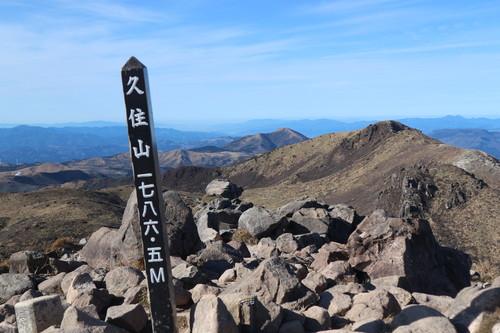 稲星山&中岳&久住山!_e0272335_7365726.jpg