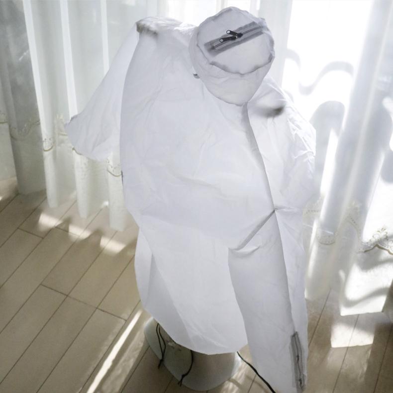 【PR】雨の日や夜でもシャツを乾かせる「アイロンいら~ず2」_c0060143_21281242.jpg