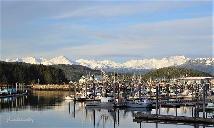 近くと遠くの雪山 アラスカ州内の気温_d0356844_13112686.jpg
