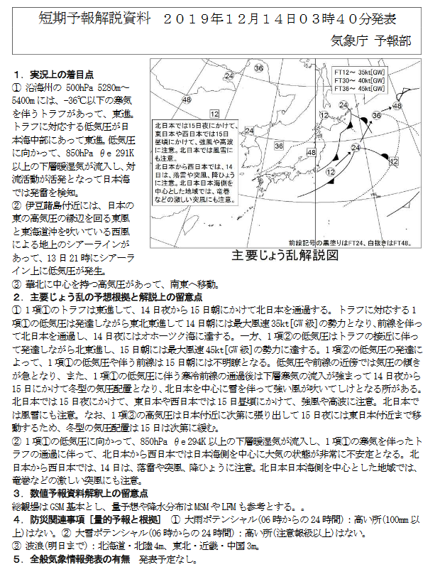 新潟県降雪量予報(2019年12月14日AM)_e0037849_07595217.png