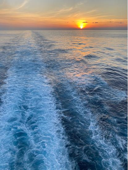 7日目 終日航海日 もりもり食べた日 ダイヤモンドプリンセス沖縄台湾クルーズ2019_f0054556_12115399.jpg