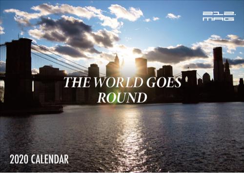 """極上のカレンダーで来年も… 妄想 \""""NEW YORK\"""" トリップ‼️_d0227059_21002262.jpg"""