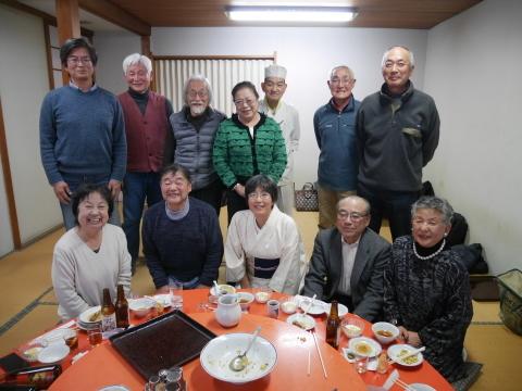 あっちゃんおめでとう!鎌倉飯店で快気祝い兼忘年会12・13_c0014967_18455338.jpg