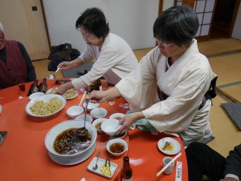 あっちゃんおめでとう!鎌倉飯店で快気祝い兼忘年会12・13_c0014967_18524549.jpg