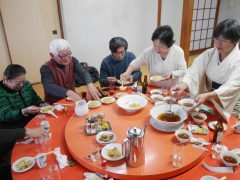 あっちゃんおめでとう!鎌倉飯店で快気祝い兼忘年会12・13_c0014967_18525987.jpg