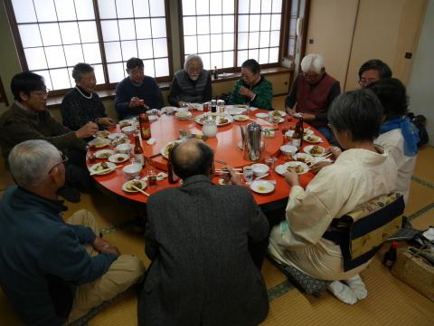 あっちゃんおめでとう!鎌倉飯店で快気祝い兼忘年会12・13_c0014967_18564358.jpg