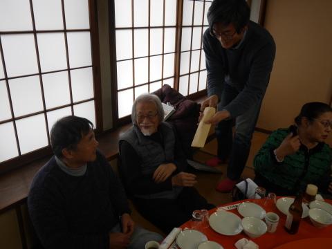 あっちゃんおめでとう!鎌倉飯店で快気祝い兼忘年会12・13_c0014967_18590155.jpg