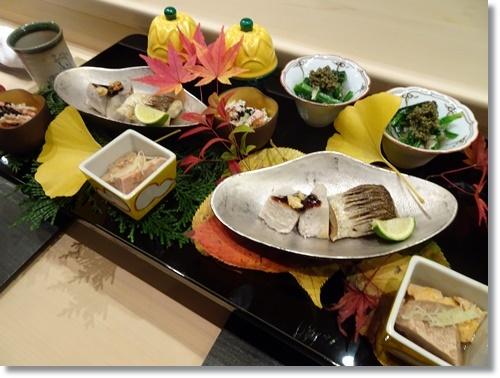 銀座 よし澤で秋の味覚を楽しむ_d0013068_15404545.jpg
