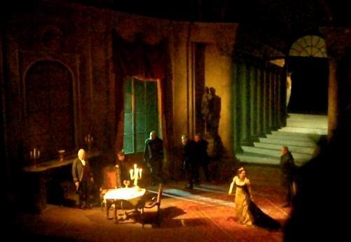 ウィーン国立歌劇場 「トスカ」と「ドン・ジョヴァンニ」の公演から_a0280569_1363212.jpg