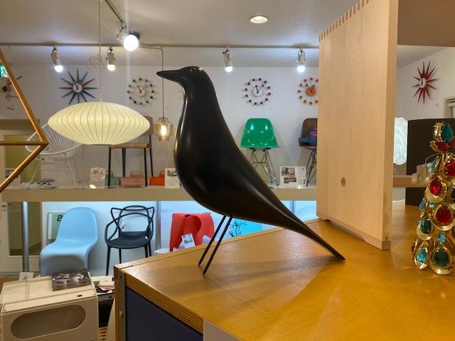 2019 X'mas GIFT Vol.8...EAMES HOUSE BIRD & Rimini blu_b0125570_10311902.jpg