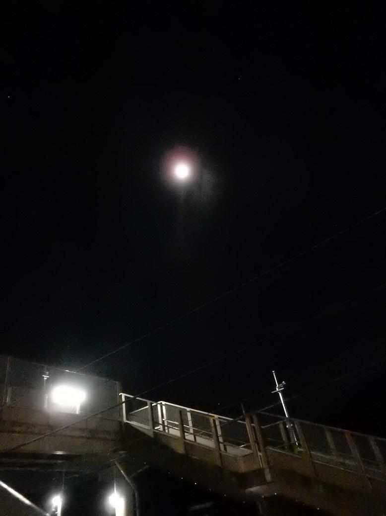 12月の満月はコールドムーン_e0175370_16394567.jpg