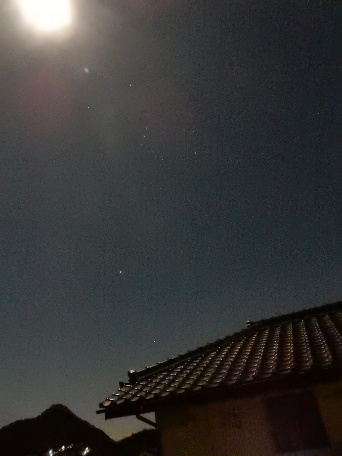 12月の満月はコールドムーン_e0175370_16400775.jpg