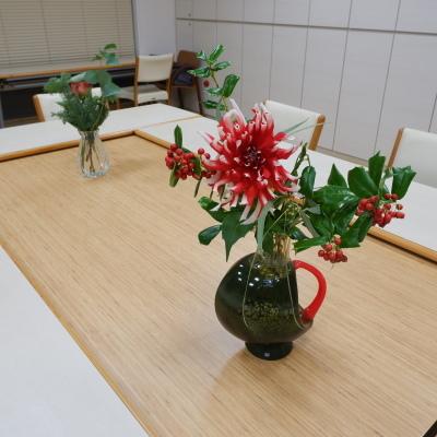 オークリーフ(絵画教室の花9)_f0049672_19342954.jpg