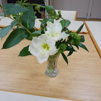 オークリーフ(絵画教室の花9)_f0049672_19344241.jpg