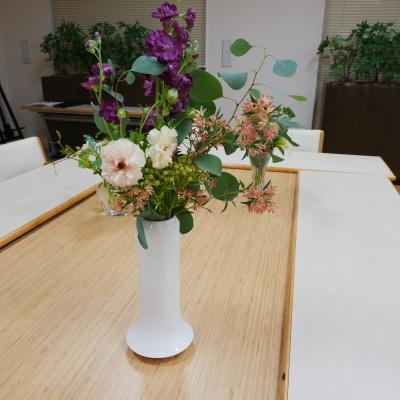 オークリーフ(絵画教室の花9)_f0049672_19344753.jpg