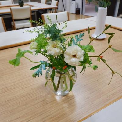 オークリーフ(絵画教室の花9)_f0049672_19345619.jpg