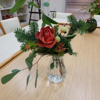 オークリーフ(絵画教室の花9)_f0049672_19361861.jpg