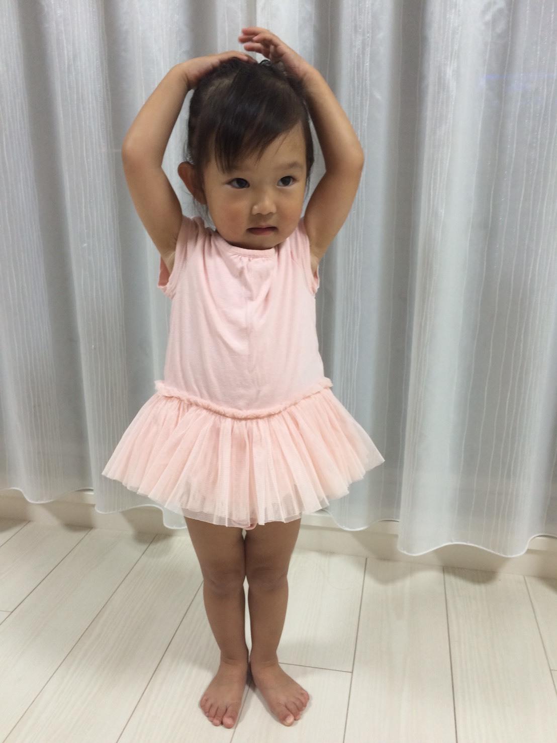 2歳の孫がクラシック・バレエ体験_d0335577_08153588.jpeg