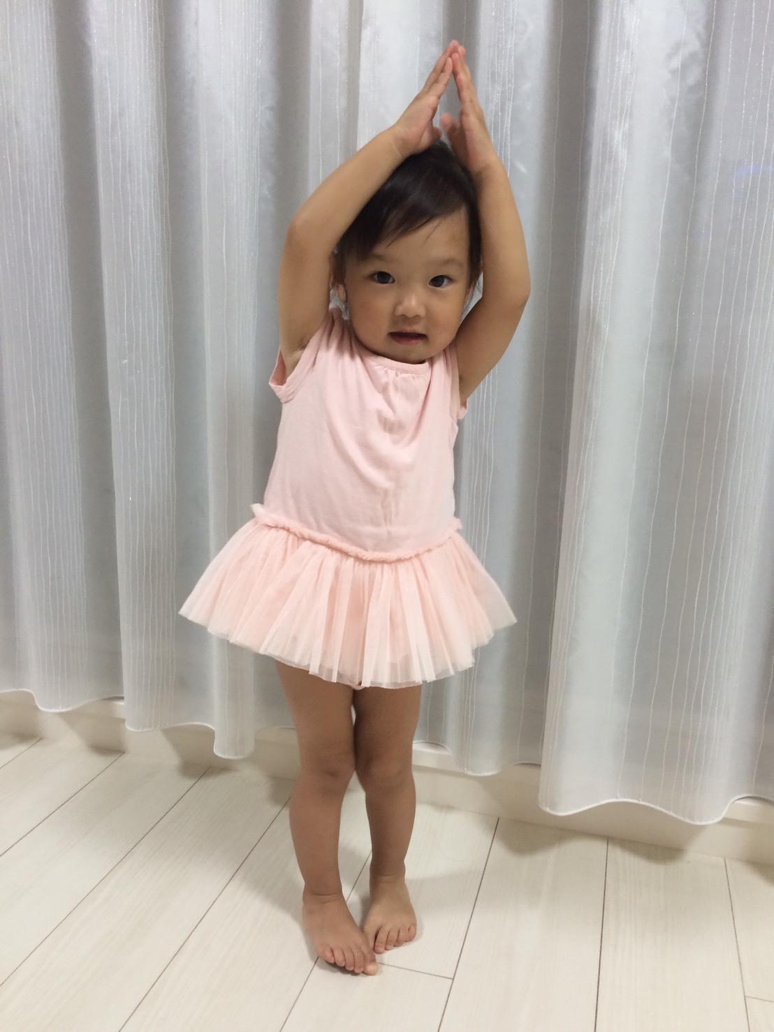 2歳の孫がクラシック・バレエ体験_d0335577_08160986.jpeg
