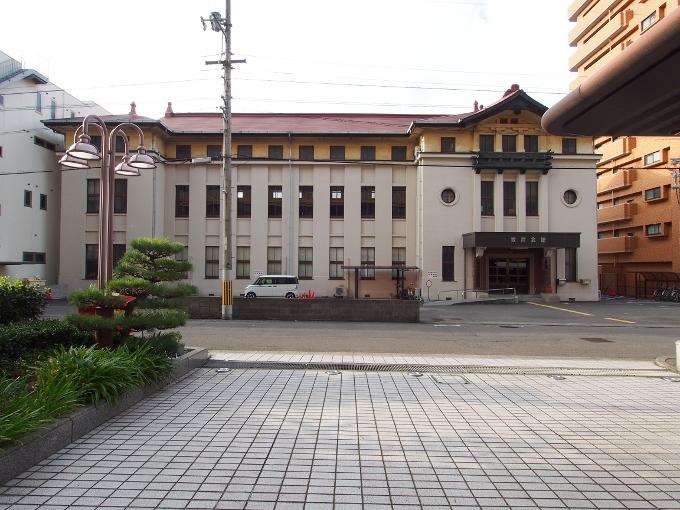 愛媛県教育会館_f0116479_10531594.jpg