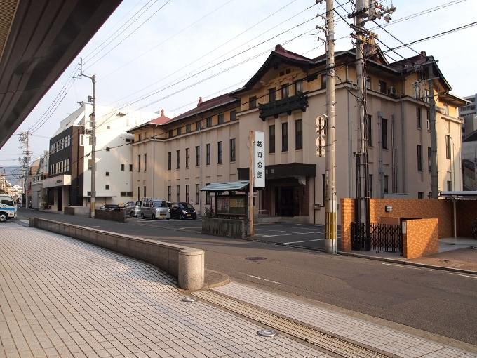 愛媛県教育会館_f0116479_11125027.jpg