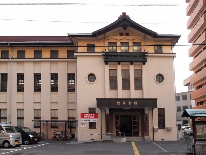 愛媛県教育会館_f0116479_11172975.jpg