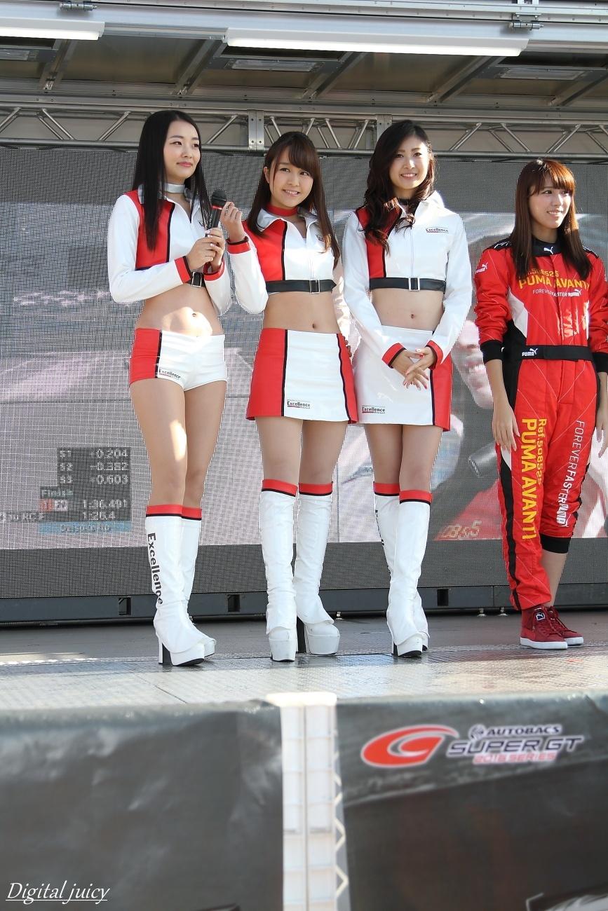 平咲夏加、大島奈々、嶋田美彩 さん(Porsche Excellence Lady)_c0216181_20483042.jpg