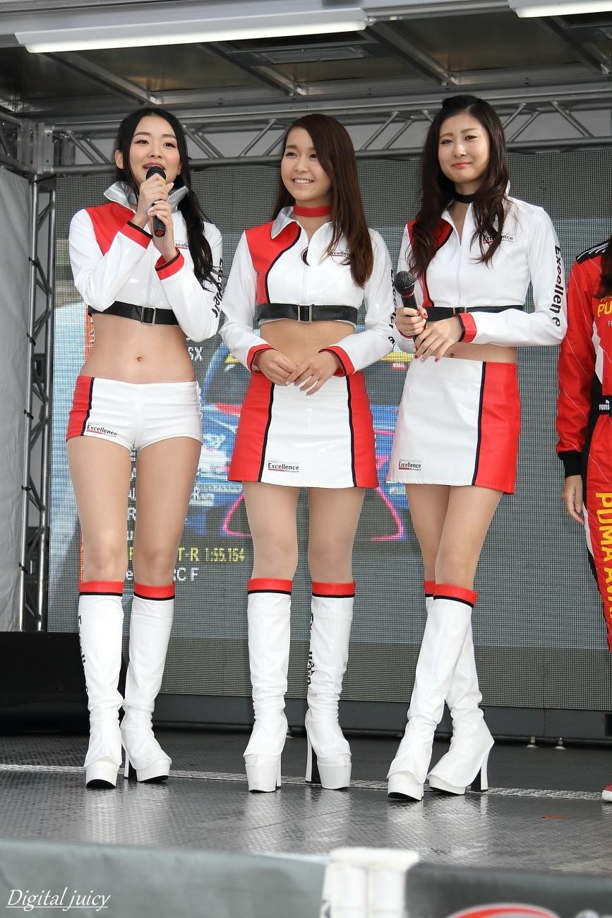 平咲夏加、大島奈々、嶋田美彩 さん(Porsche Excellence Lady)_c0216181_20541468.jpg