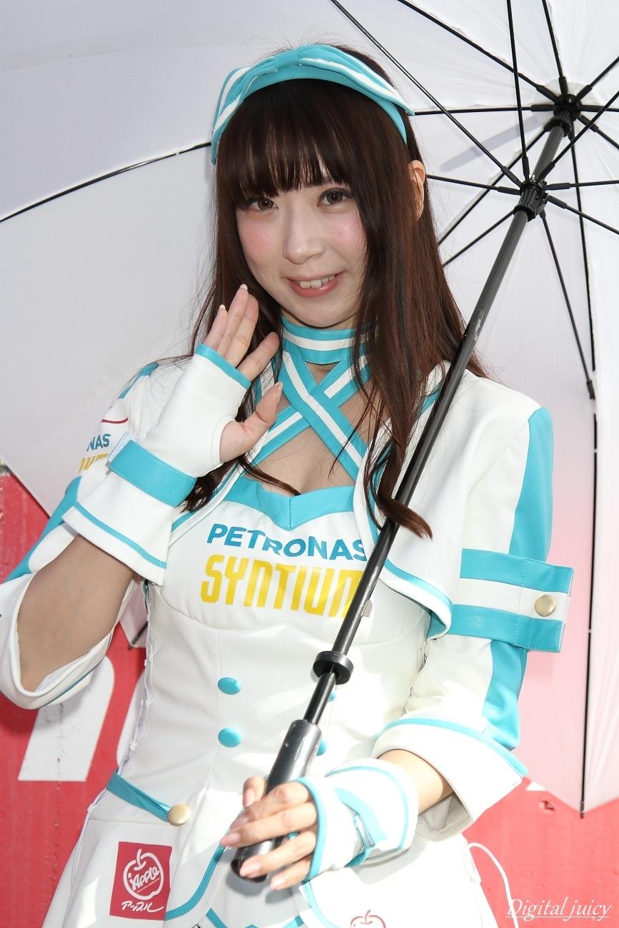桜井さち さん & 大谷芽衣 さん(PETRONAS SYMTIUM Ladies)_c0216181_22014218.jpg