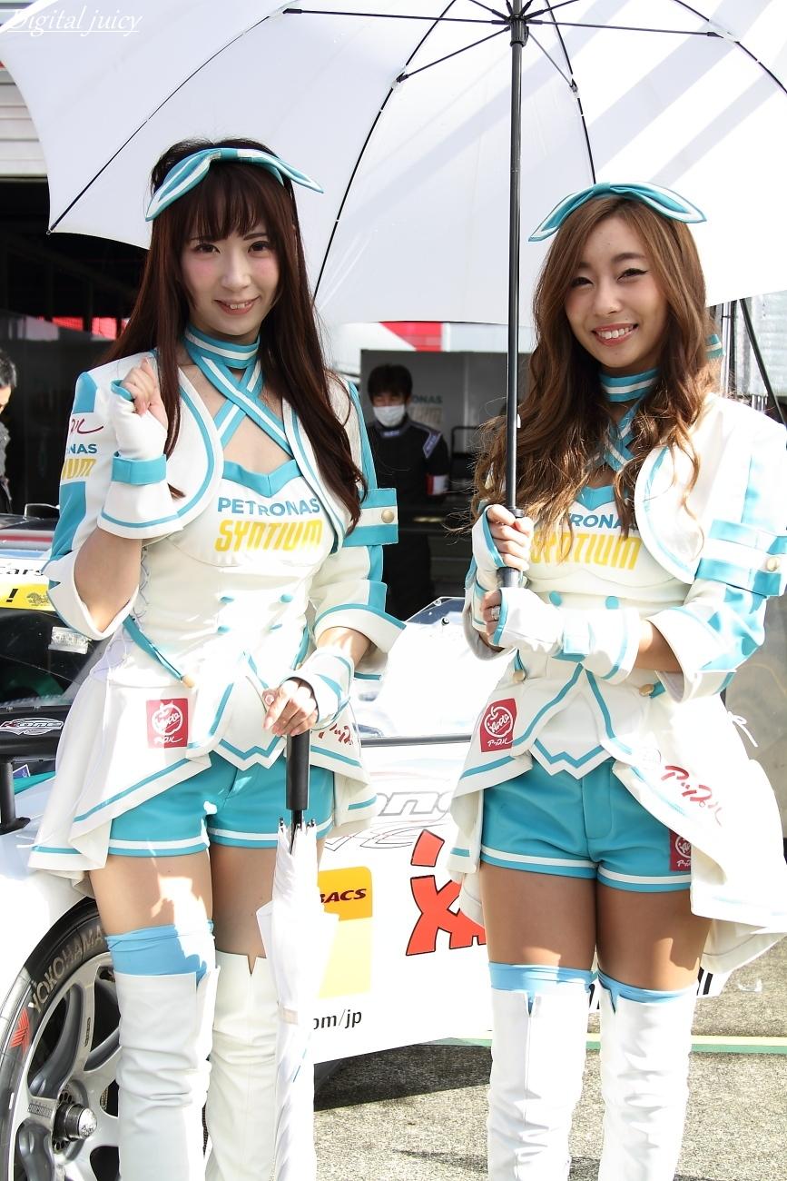 桜井さち さん & 大谷芽衣 さん(PETRONAS SYMTIUM Ladies)_c0216181_22023023.jpg