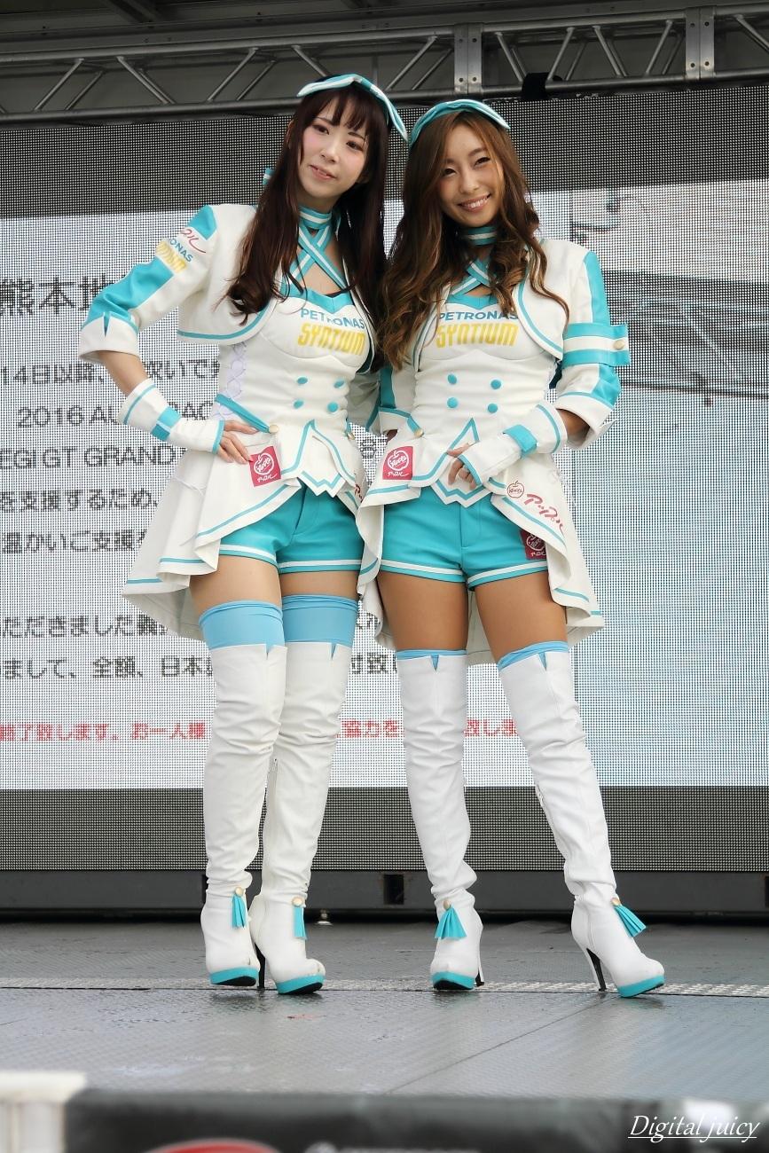 桜井さち さん & 大谷芽衣 さん(PETRONAS SYMTIUM Ladies)_c0216181_22034915.jpg