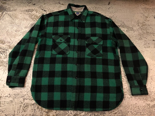 Green&Black Plaid!!(マグネッツ大阪アメ村店)_c0078587_19363216.jpg