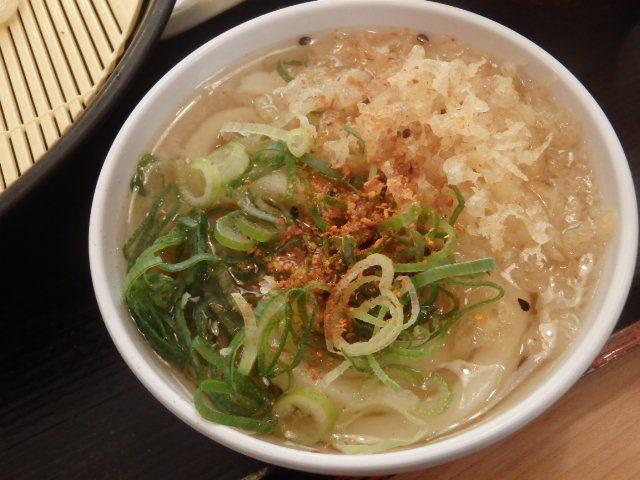 讃岐製麺       箕面半町店_c0118393_10540290.jpg