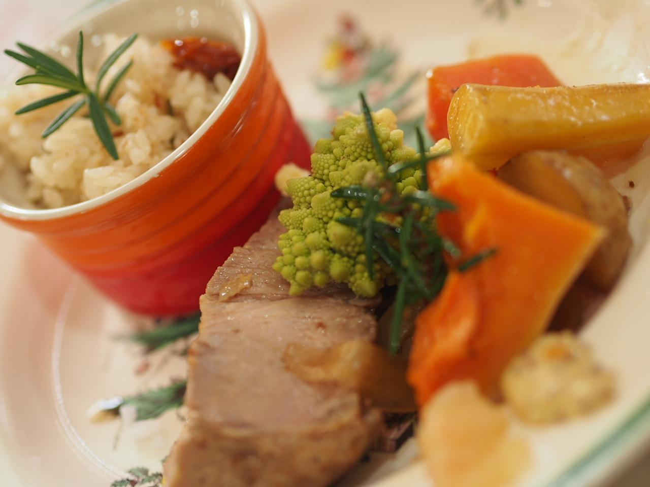 クリスマステーブル@荻窪お料理教室_d0144095_17551968.jpg