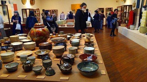 日本民藝館展始まりました_e0221697_21581395.jpg