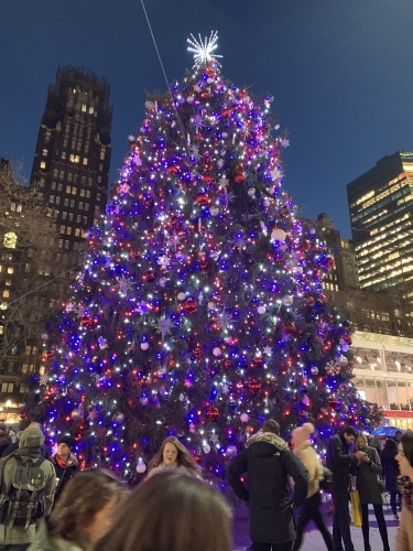 クリスマスのマンハッタンを歩いてきたー2019年版_d0240098_22300154.jpg