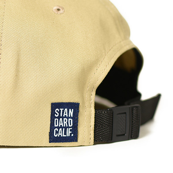 【DELIVERY】 STANDARD CALIFORNIA - Script Logo Patch Twill Cap_a0076701_12314182.jpg