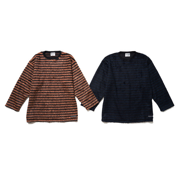 【DELIVERY】 CAPTAINS HELM - #MOHAIR L/S TEE_a0076701_12462249.jpg