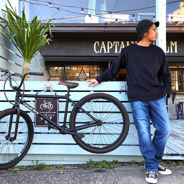 【DELIVERY】 CAPTAINS HELM - #MOHAIR L/S TEE_a0076701_12484449.jpg