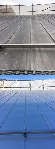 屋根塗装_c0039501_19001056.jpg