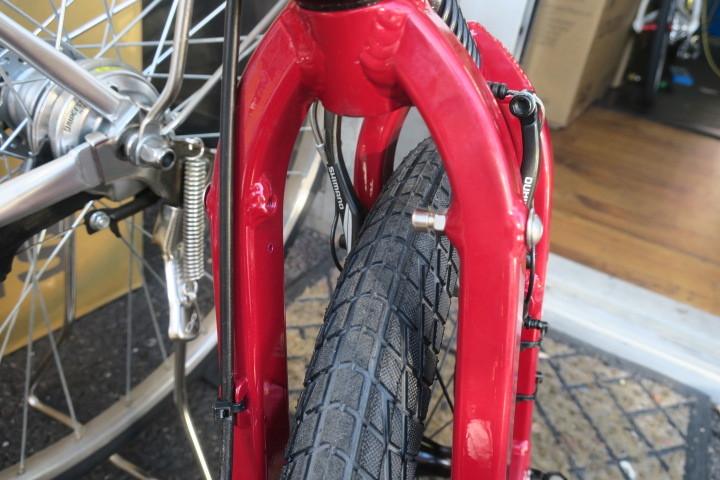 バーディー用太いタイヤをBD-1に取り付けました_c0132901_18363286.jpg