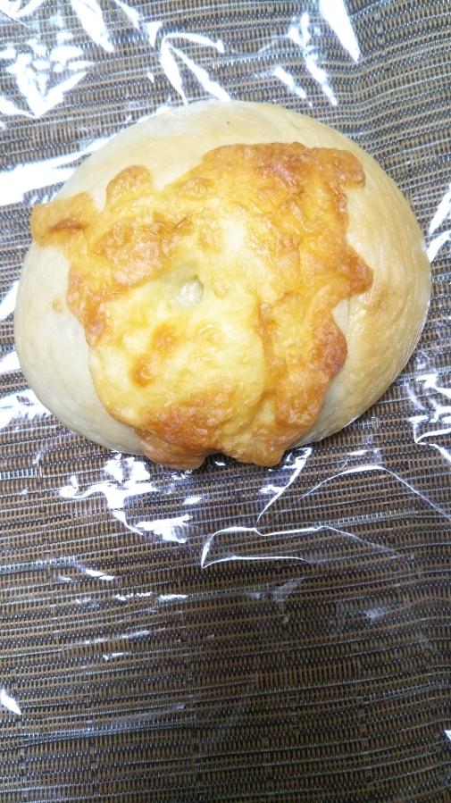 カリンベーグル 高菜チーズ_f0076001_23323048.jpg