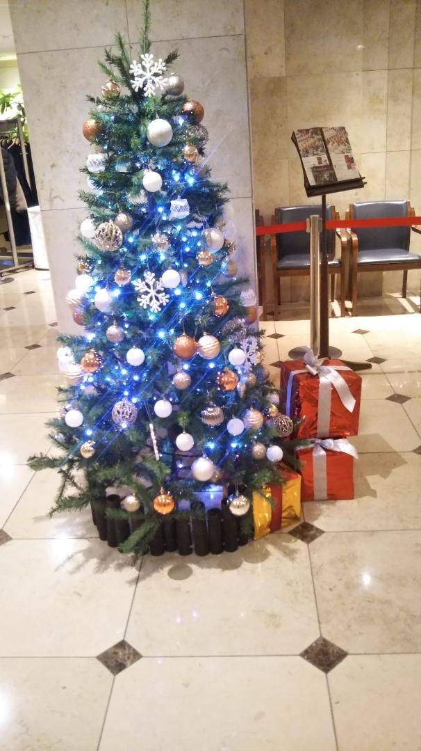 川崎日航ホテル 夜間飛行 冬の贈り物スイーツブッフェ_f0076001_23392730.jpg