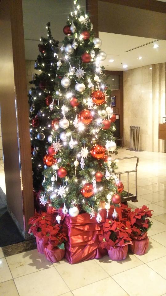 川崎日航ホテル 夜間飛行 冬の贈り物スイーツブッフェ_f0076001_23394131.jpg
