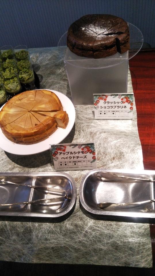 川崎日航ホテル 夜間飛行 冬の贈り物スイーツブッフェ_f0076001_23404483.jpg
