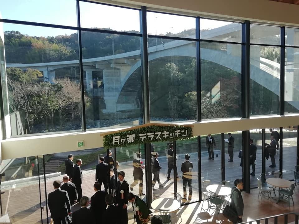 道の駅「伊豆月ケ瀬」開駅!_d0050503_04011665.jpg